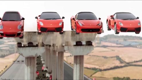 四部电影的飙车技术,你觉得哪个更厉害?印度能让汽车凌空起飞