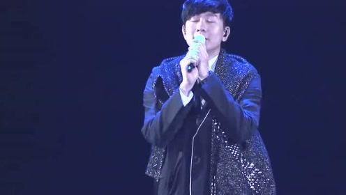 林俊杰最难唱的一首了,没两把刷子很难驾驭!