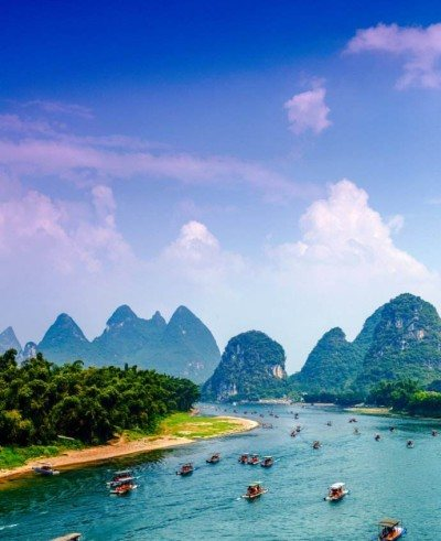 桂林旅行必去景点阳朔