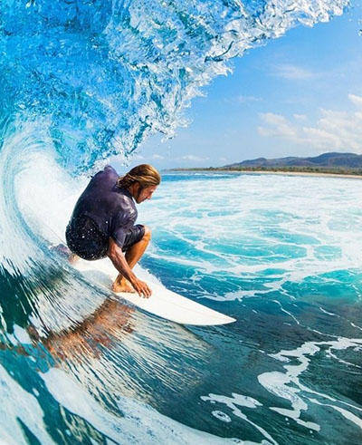 激情夏威夷水上滑翔