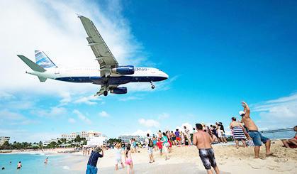 世界上最危险刺激的沙滩