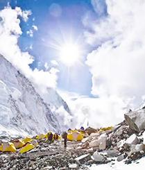 镜头下世界最高海拔的壮美