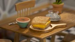 超萌三明治早餐带你开启幸福一整天!