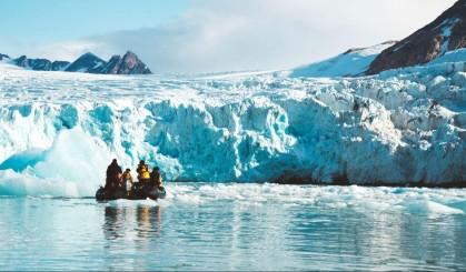 深入北极圈带你看看世界尽头什么样