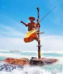 玩转斯里兰卡独特钓鱼技巧