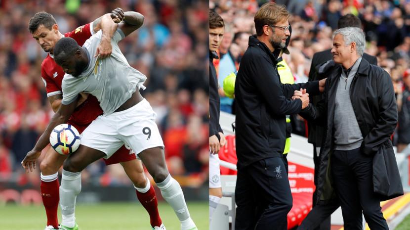 英超-利物浦0-0曼联