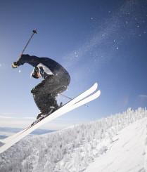 极限滑雪的迷人之处