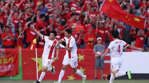 U23亚洲杯:国足1-2卡塔尔