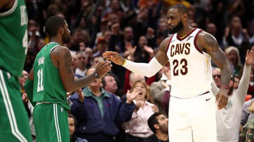 盘点NBA球星分手再见面