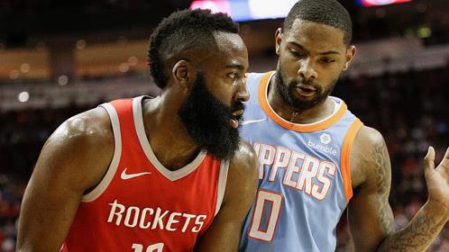 NBA-快船96-101火箭