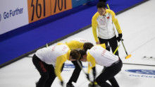 状态欠佳!中国男子冰壶队循环赛第二场败战