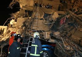 台湾高雄6.7级地震
