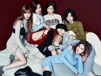 T-ara腾讯视频专属演唱会