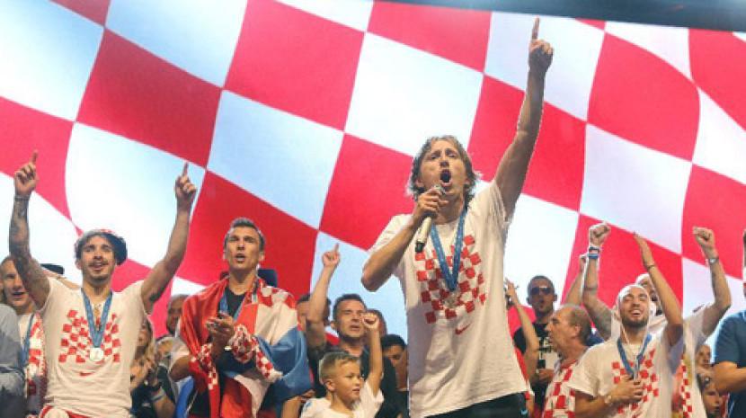 克罗地亚英雄归来