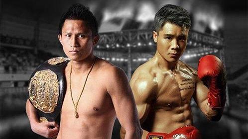 中国拳王激战泰国前世界第一