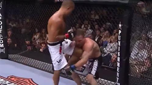 拳手强势挑战UFC冠军