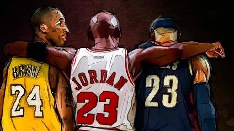 NBA历史得分榜前十