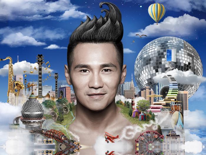 2016我是曹格巡演上海站