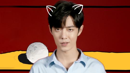 两只老虎·肖战献唱MV