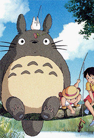 保卫宫崎骏的龙猫森林