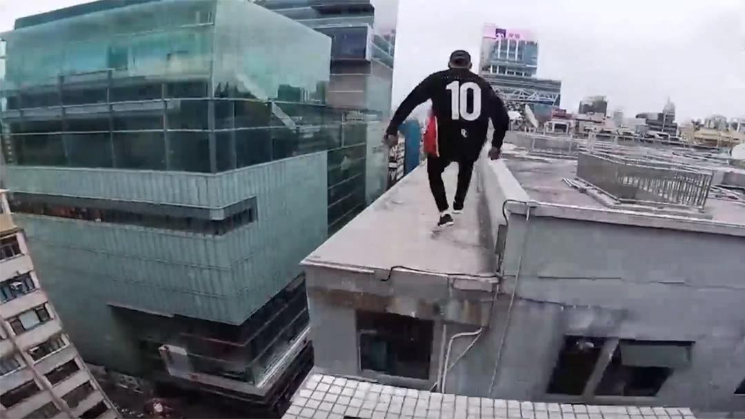 世界上最危险的极限运动