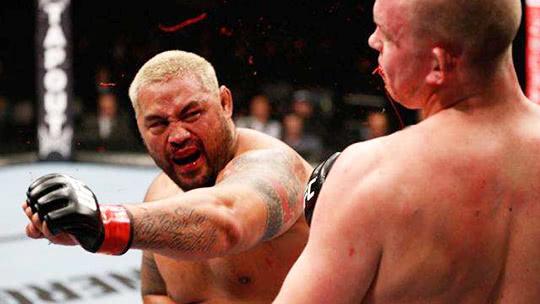 UFC马克亨特超燃集锦