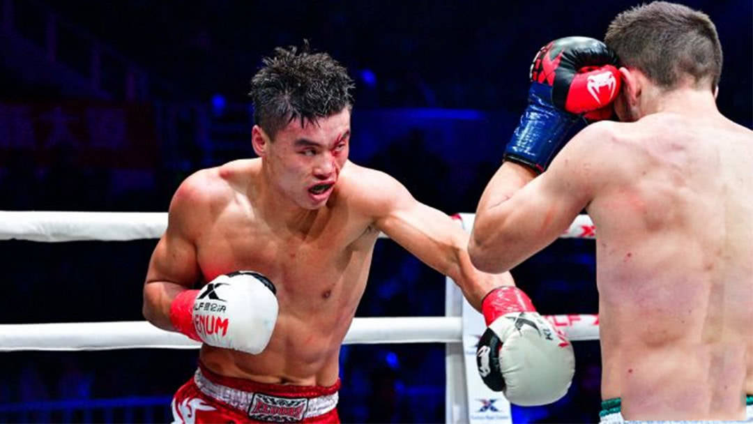 中国拳王血战乌克兰猛兽