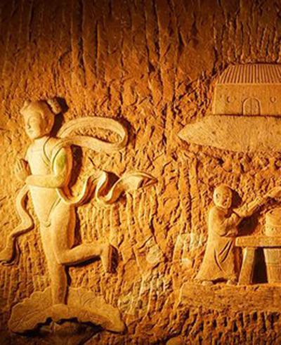 探秘浙江水下宫殿 藏于水底两千年身世成谜