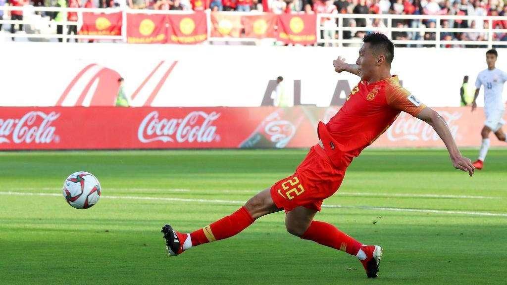 亚洲杯中国3-0菲律宾