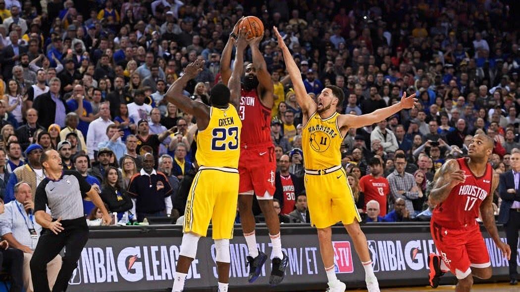 NBA赛季半程十佳球