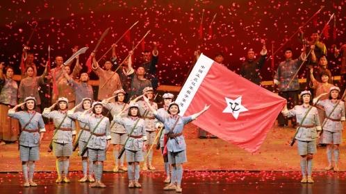 民族歌剧,伴你战疫