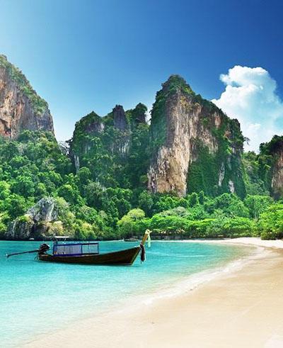 悠游泰国甲米海滩 浮潜偶遇丑鱼