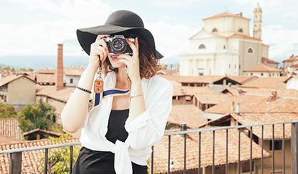 旅行摄影有技巧也能拍出高颜值照片