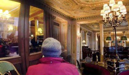 在巴黎第一的咖啡厅喝咖啡,竟然是这种体验?