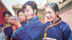 刘晓庆拍《火烧圆明园》片场直击,故宫首次开放给剧组拍摄!