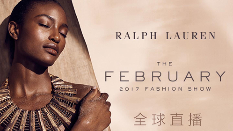 Ralph Lauren二月系列时装秀