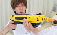 这把霰弹枪就是为了打死苍蝇?