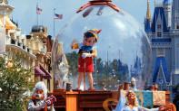 迪士尼打造卡通形象机器人