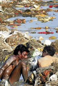 """印度赋予恒河""""人权"""""""