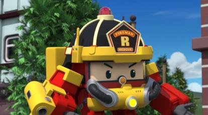 变形警车珀利之消防安全篇
