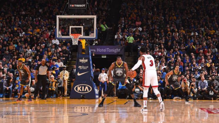 18-19赛季NBA第18周最佳