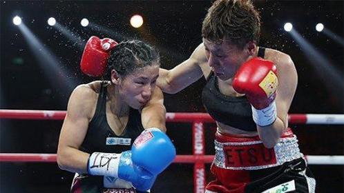 女子拳击其实更震撼