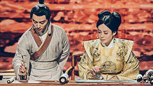 第5期:宁静霸气上演一代女皇