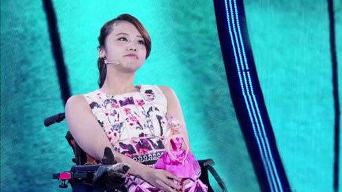 """第7期:""""金刚芭比""""催泪讲述轮椅生活"""
