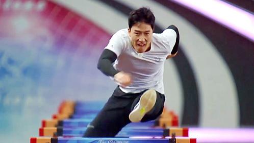 33岁刘翔退役后首赛110米栏