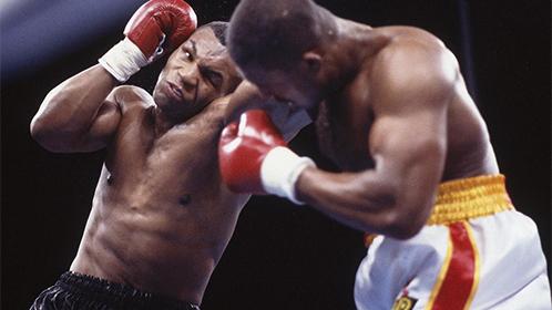 拳王泰森生涯失去理智的KO