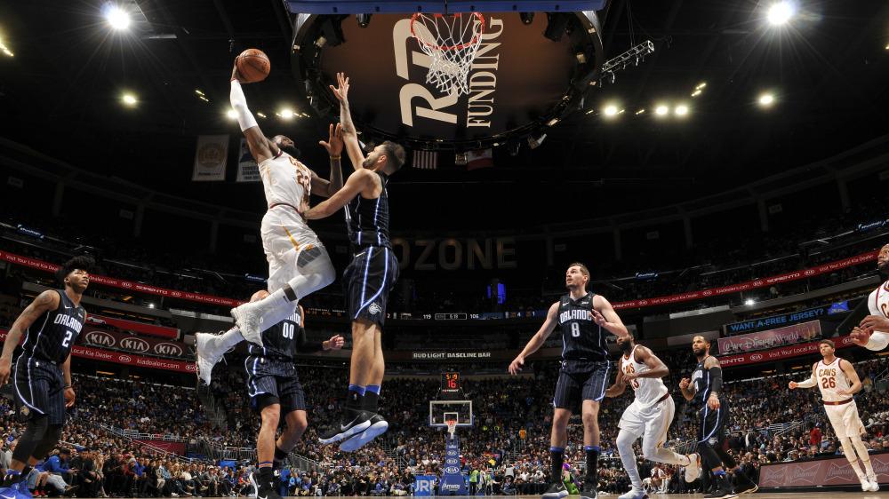 17-18赛季NBA第13周最佳