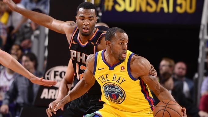 NBA-勇士124-109太阳