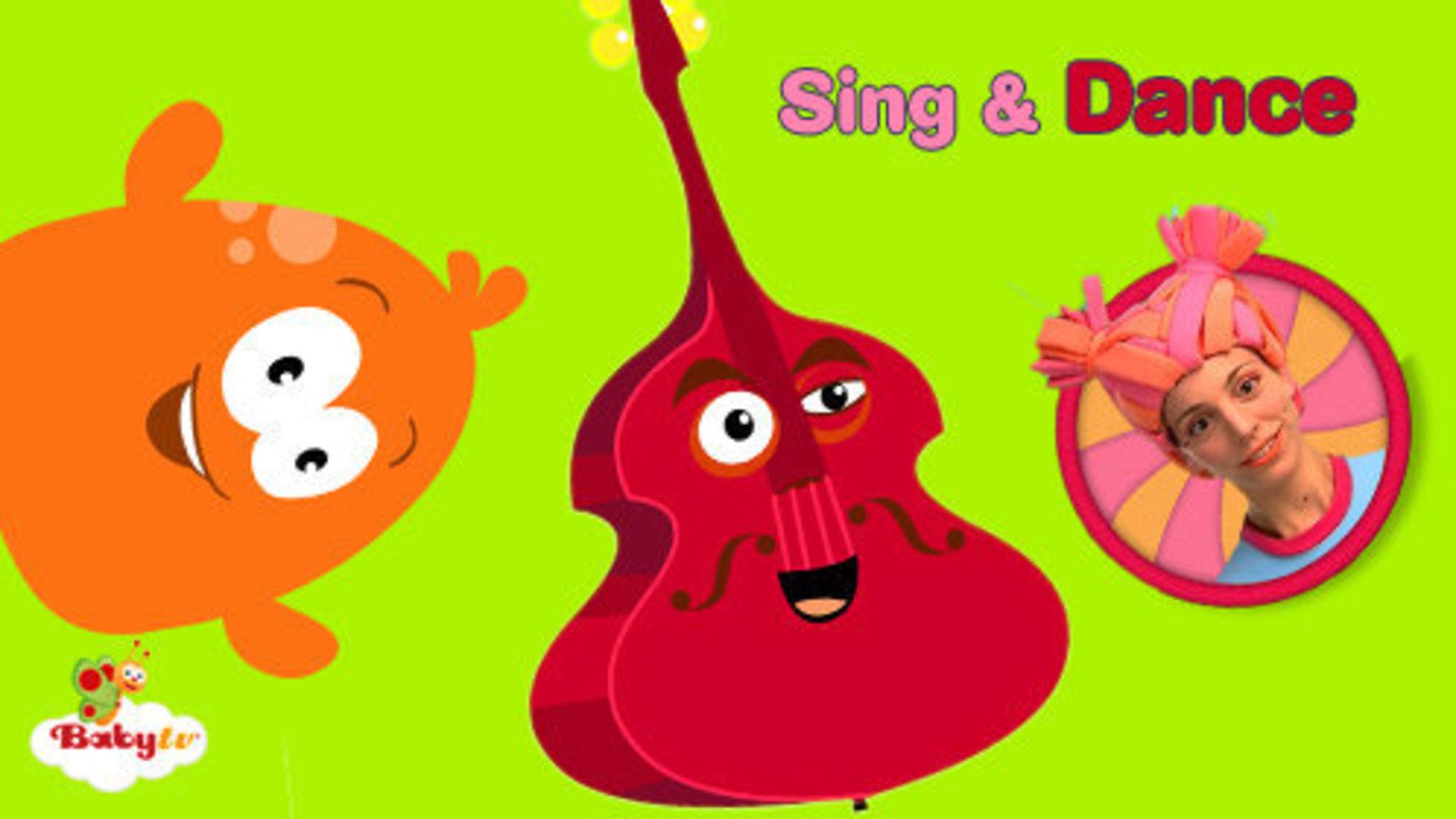 唱歌和跳舞 英文版