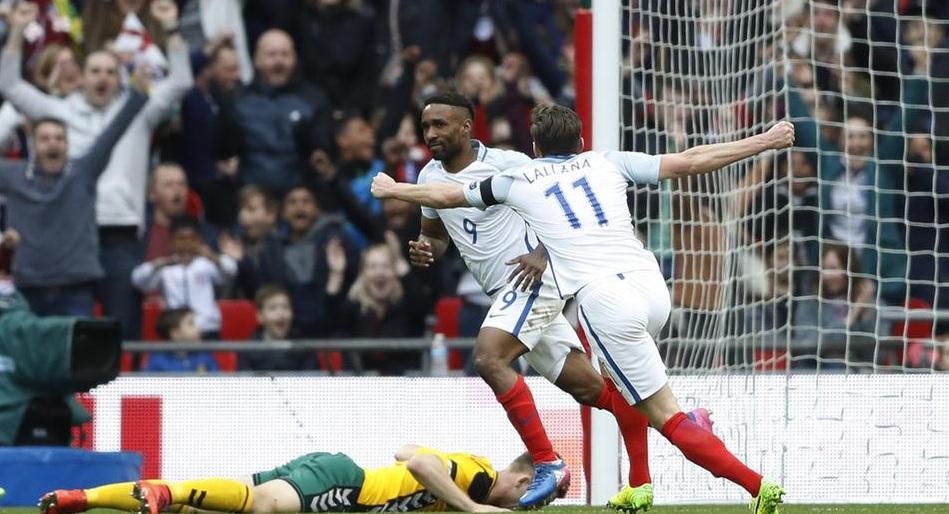 世预赛欧洲区F组:英格兰2-0立陶宛